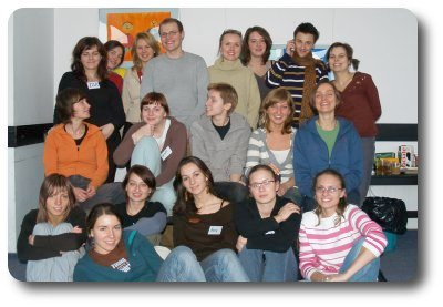 Warsztat 1 - zdjęcie grupowe