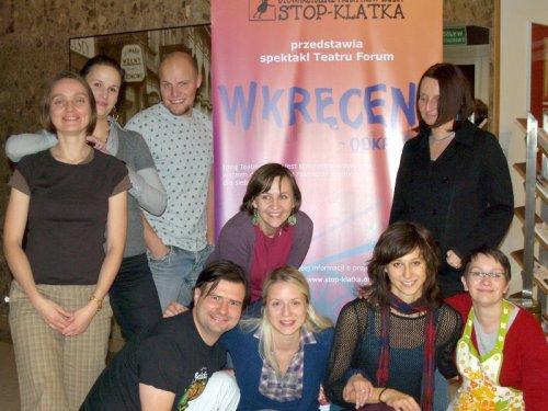 Aktorzy Teatru Rozwiązań